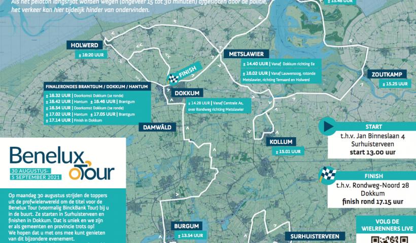 Benelux Tour Lauwersoog